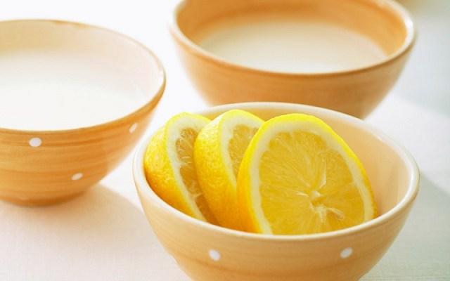 сода с лимоном как пить
