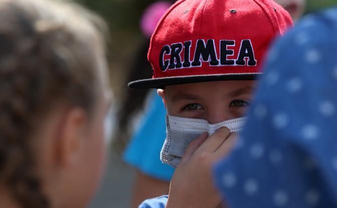 Киев приготовил Крыму «грязные бомбы»