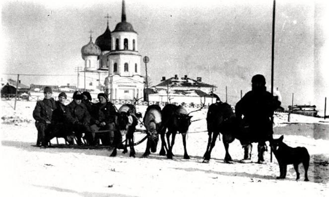 Как американцы на Россию напали и что из этого вышло