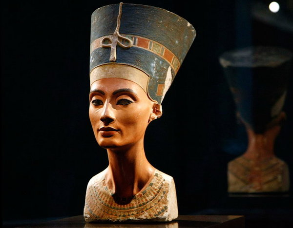 Царица красоты Древнего Египта