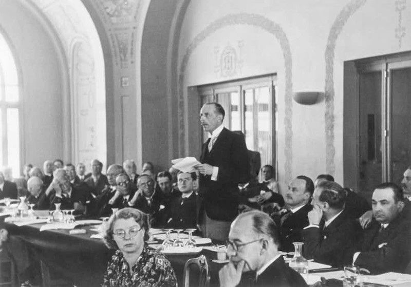 Эвианская конференция вторая мировая, факты, холокост