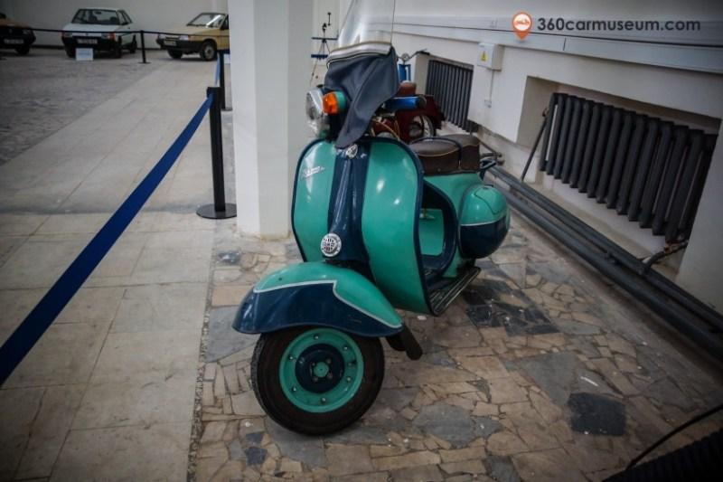 10. Вятка ВП-150. Итальянская элегантность. авто, мото, мотоцикл, советские мотоциклы, ссср