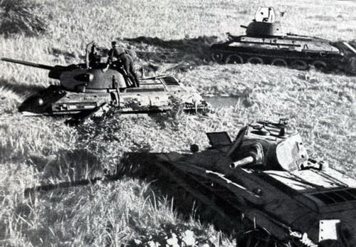 22 июня 1941 года : архивные фото начала боев