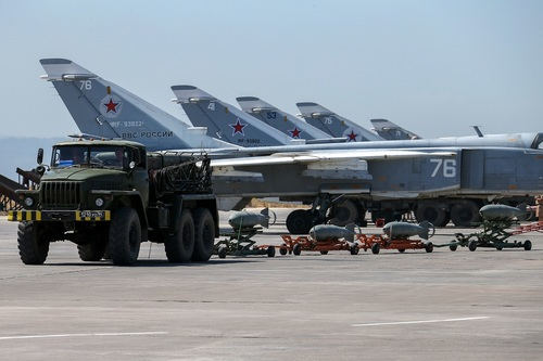 Россия готовится к походу в Ливию