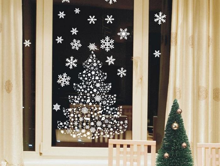 как создать новогоднее настроение в доме