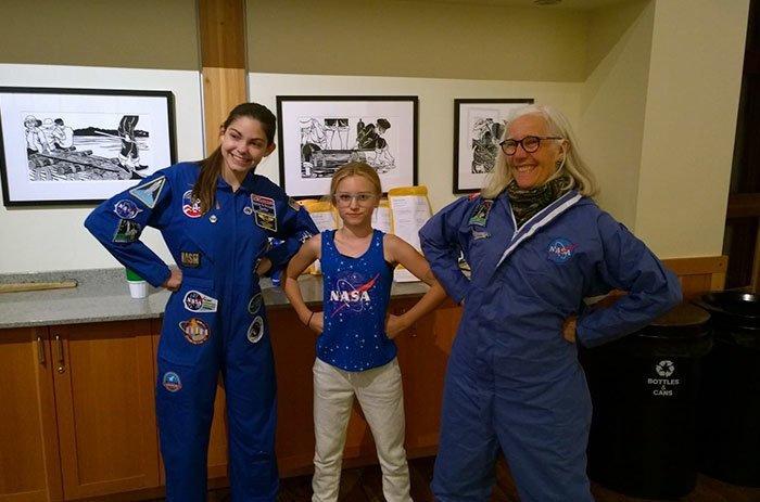 Но Алисса готова на эту жертву. Она полна решимости достичь своей цели nasa, Марс Космос, астронавтка, космос, марс, миссия, сша, центр подготовки космонавтов