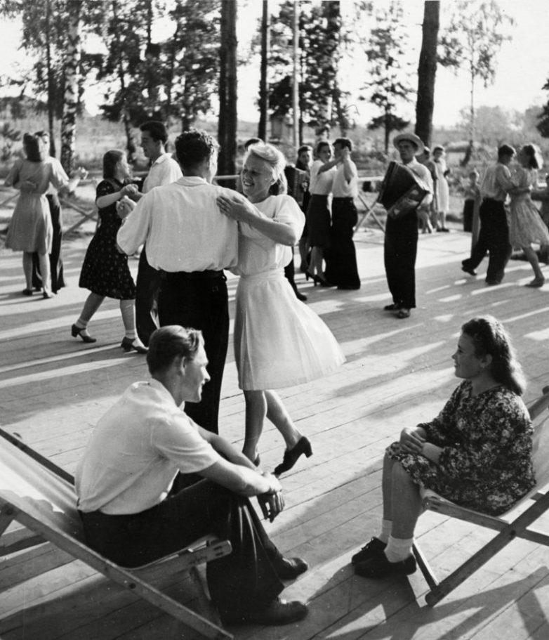 Как выглядели советские «спа-курорты» 1950-х?