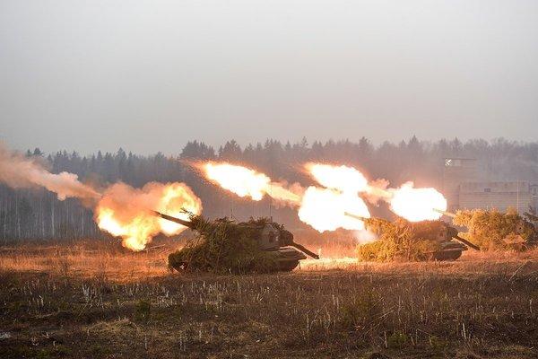Россия впервые за 70 лет применила «Огненный вал»
