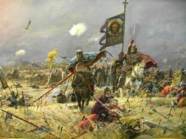 Тотальная война из Великой степи!