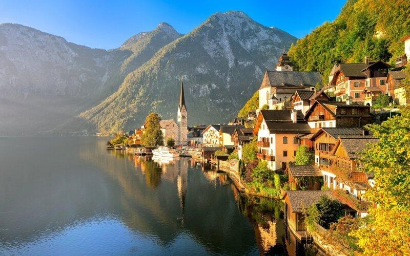 8. Австрия порядок и чистота, путешествия, страны, факты