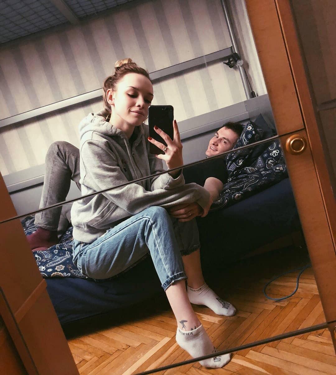Шурыгина опозорила мужа на глазах у всей страны, изменив ему с бородатым мужчиной. Новости о Диане