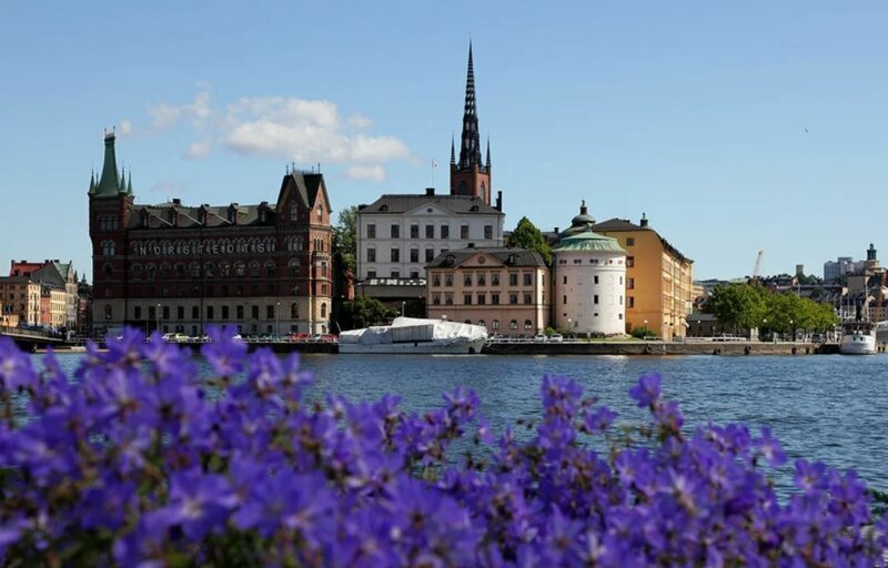 9. Швеция порядок и чистота, путешествия, страны, факты