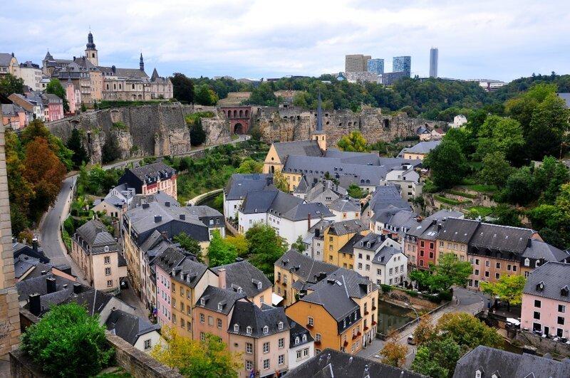 2. Люксембург порядок и чистота, путешествия, страны, факты