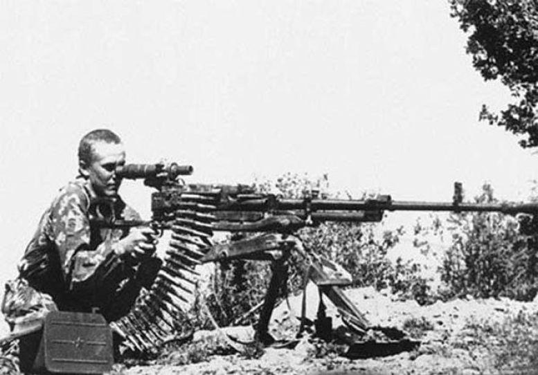 Как советские военнопленные взорвали лагерь моджахедов герои. подвиг, афганистан, война, солдаты