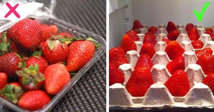 11 хитростей, которые сохранят фрукты свежими надолго
