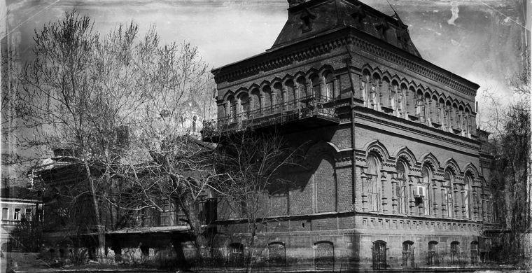 Усадьба Железнова, Екатеринбург. Истории российских городов - самые мистические
