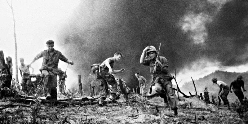 Кто кого: вьетнамские партизаны против бомбардировщиков США война, история, факты