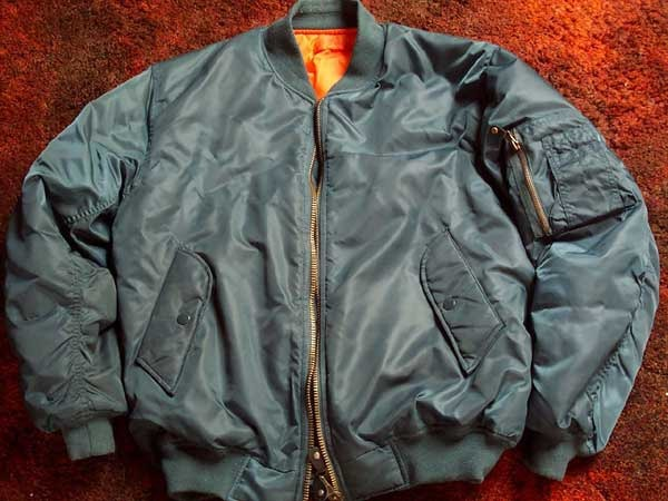 MA-1 bomber/flight jacket. США, Война, Авиация, Фотография, Куртка, Википедия, Livejournal, Длиннопост