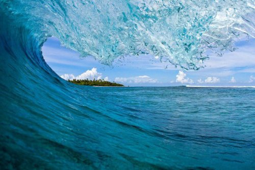 Этот остров ближе всего к раю, и здесь живут люди! (13 фото)