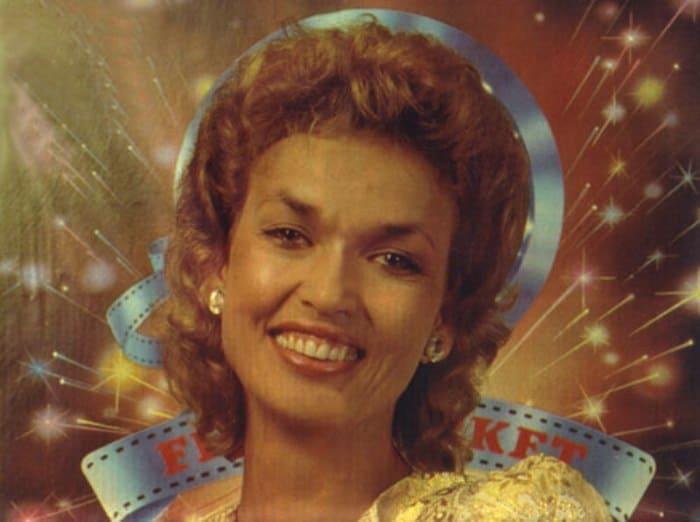 Актриса в журнале *Советский экран*, 1990 | Фото: kino-teatr.ru
