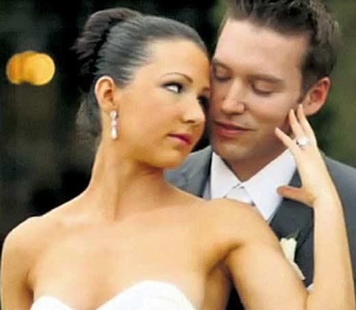 Дочь Савелия Крамарова Бася с мужем