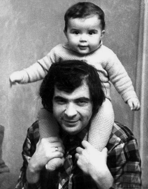 Илья Олейников с сыном Денисом архив, картинки, фото