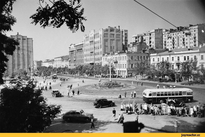 Послевоенная жизнь в СССР