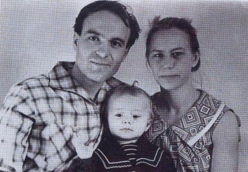 Андрей Панин с родителями архив, картинки, фото