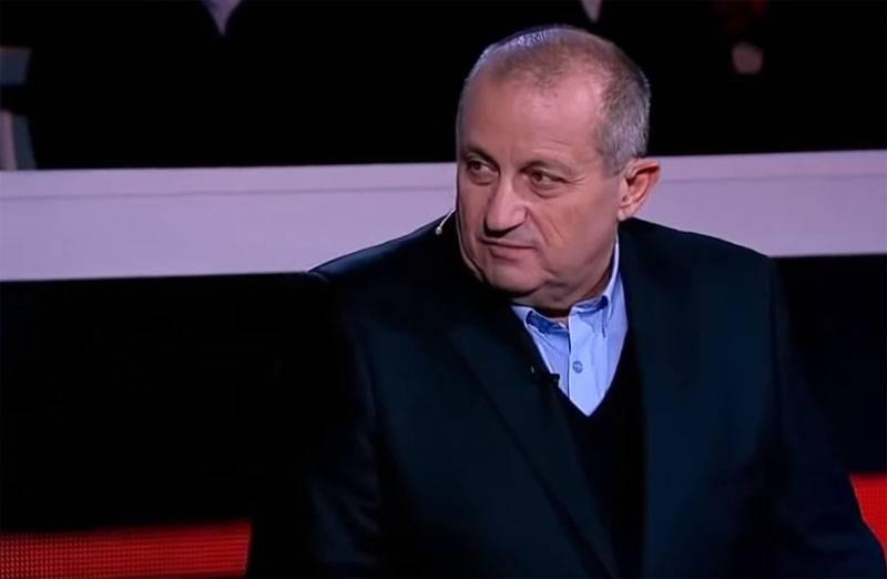 """Яков Кедми и Владимир Соловьёв поспорили, является ли Донбасс """"позором для России"""""""
