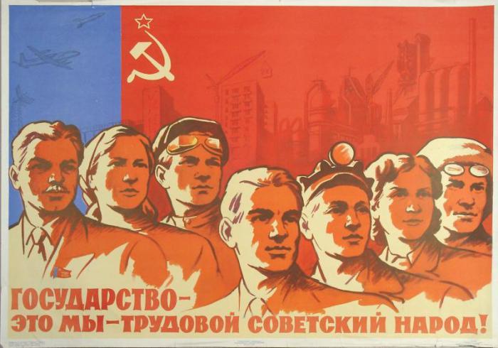 Про СССР тем, кто родился после