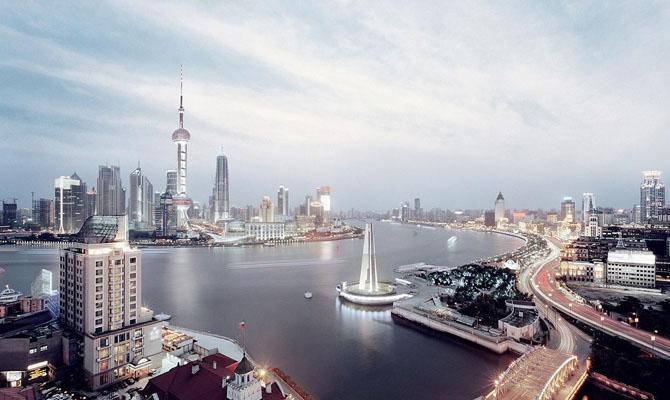 Шанхай, Самый большой город в мире