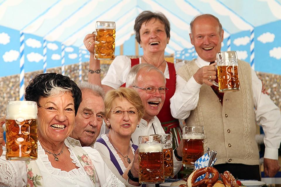 В некоторых странах пенсионерам живется весьма не плохо