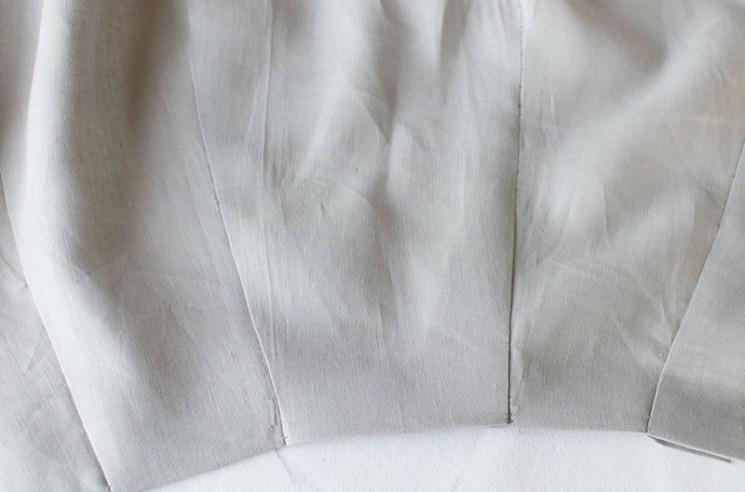 Шьем юбку без швейной машинки
