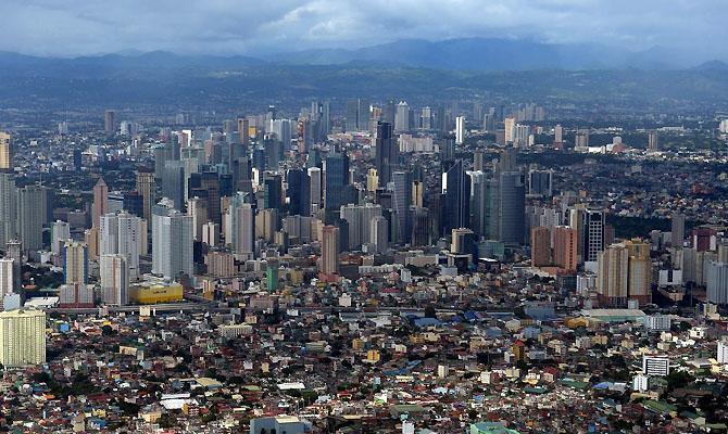 Манила, Самый большой город в мире