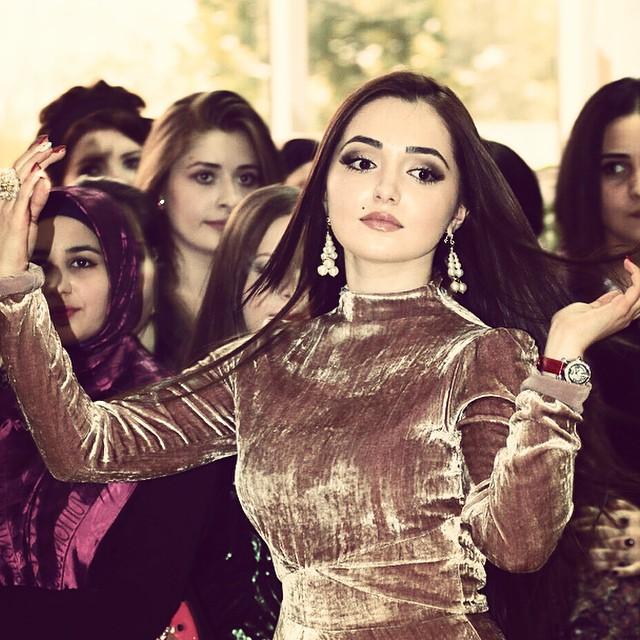 Самые красивые девушки народов Кавказа