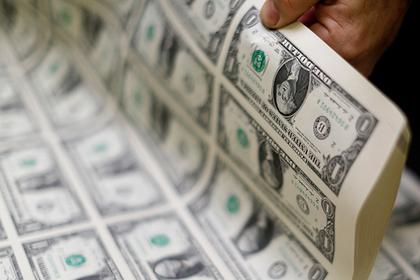 Россия резко сократила вложения в гособлигации США