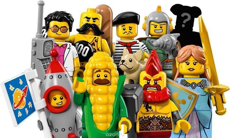 Конструктор Lego: интересные факты, которые вас точно удивят