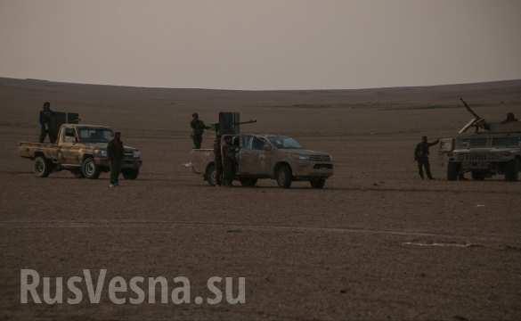 В Дейр Зоре идут бои между боевиками США: курды угрожают арабам авиаударами НАТО (ФОТО) | Русская весна