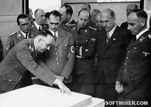 Планы по освоению территории СССР, разработанные Третьим Рейхом