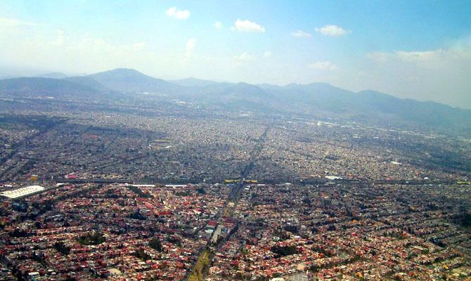Мехико, Самый большой город в мире