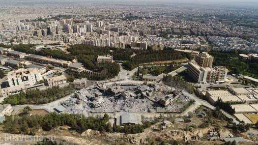 Минобороны «ткнуло лицом» в карту Сирии главу Пентагона