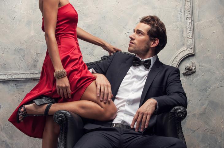 Чего хочет женщина, но никогда не просит об этом мужчину?
