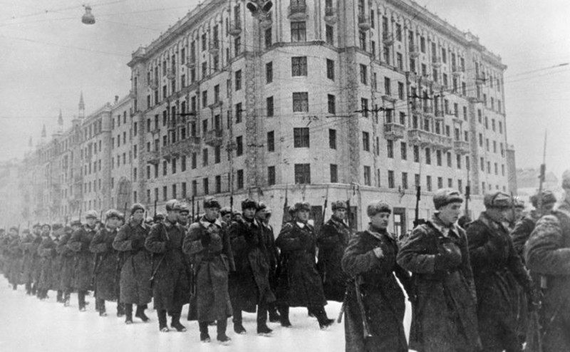 Битва за Москву 22 июня, Великая Отечественная Война, день памяти и скорби