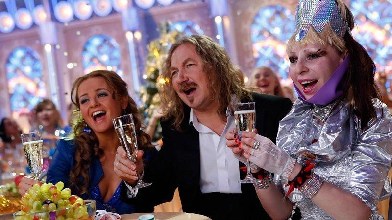 Российские звёзды — это посмешища, застрявшие в 80-х голубой огонёк, звёзды, истории, новый год, первый канал, телевидение