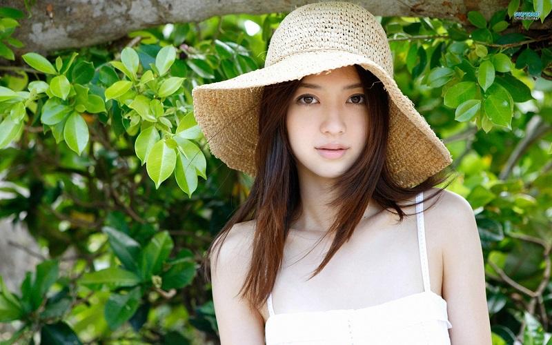 Японские красивые модели девушек