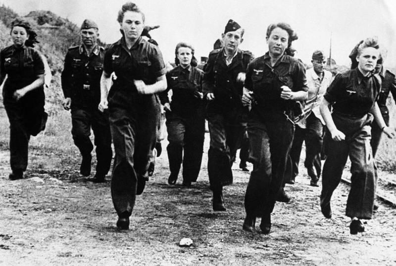 Фашисты в юбках