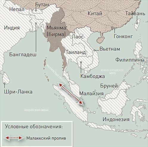 Что Запад приготовил для Азии