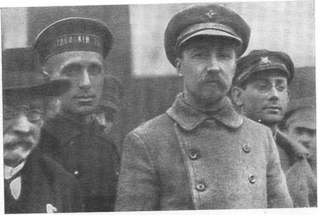 Действия большевиков по демократизации армии и флота в 1917-1918гг.