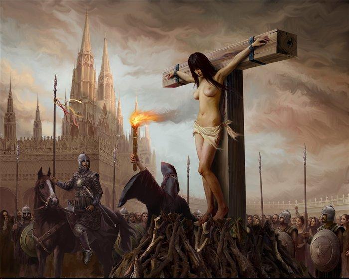 Baisiausias žmonijos kankinimas. Patys pažangiausi viduramžių kankinimo įrankiai (13 nuotraukų)