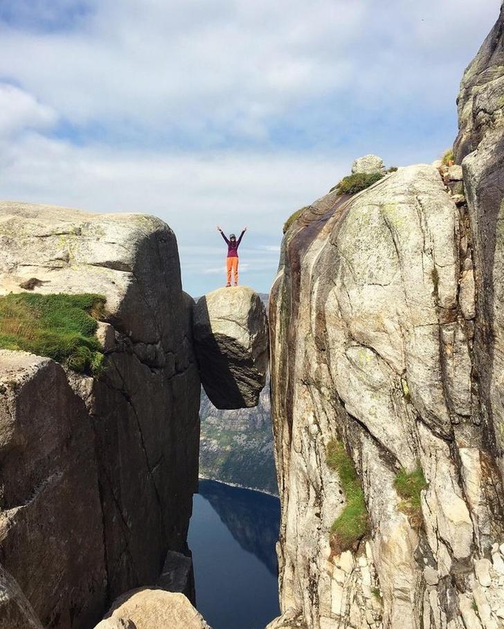 18 достопримечательностей, ради которых туристы рискуют жизнью